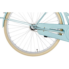 Creme Holymoly Solo Stadsfiets Dames blauw